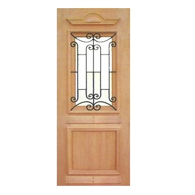 Porta Realeza com Grade